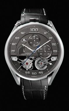 TAG Heuer Carrera MikroPendulum Tourbillon  mensluxurywatchestagheuer  Rolex d301aace10