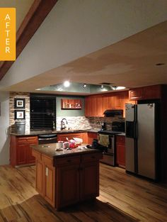 Before & After: Goodbye, Crazy Cabinets! Hello, Dream Kitchen — Reader Kitchen Remodel | The Kitchn