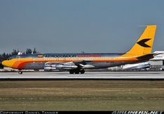 Boeing 707-123(B/F) aircraft picture