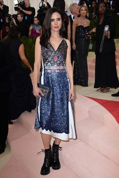 Jennifer Connelly Met Ball