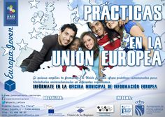 Infórmate de la oferta de prácticas para jóvenes en diferentes organismos de la Unión Europea - http://www.juventudfuenla.com/?p=5300