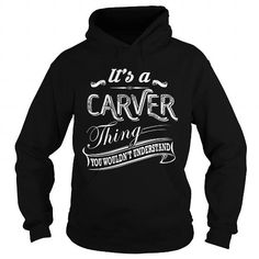 CARVER T Shirts, Hoodies, Sweatshirts. CHECK PRICE ==► https://www.sunfrog.com/LifeStyle/CARVER-133881535-Black-Hoodie.html?41382