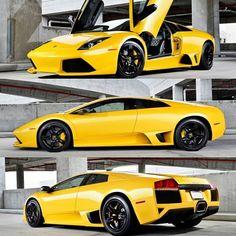 The Sensational Lamborghini Murcielago