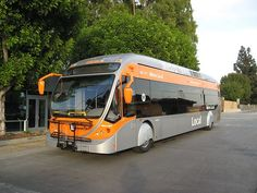 Hybrid Bus by Metro Transportation Library and Archive, via Flickr