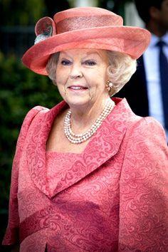 Princess Beatrix, October 5, 2013   The Royal Hats Blog