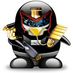 Tux Judge Dredd (film avec Sylvester Stallone)