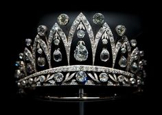 Empress Josephine's tiara : Faberge