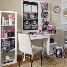 Create a relaxing home office space or homework area with our organizing home products! www.mythirtyone.com/586063