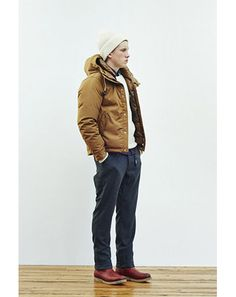 North Face Purple Label Fall-Winter 2014 Blurs The Line Between Form And Function