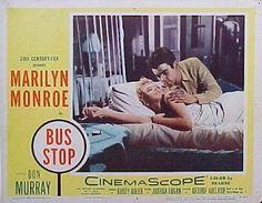 film 1956 - Bus Stop - Divine Marilyn Monroe