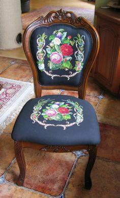 Gallery.ru / Фото #3 - Victorian chair - Maxxa555