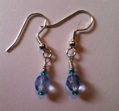 Save Sparky Handmade Earrings by SaveSparky on Etsy, $10.00