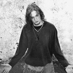 — 'When Layne was born the lights were too bright &. Gerard Way, Mike Starr, Male Icon, Jerry Cantrell, Jane's Addiction, Mad Season, Layne Staley, Alice In Chains, Pearl Jam