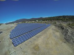 'Community solar' offers another way to own solar panels in the US - Clean Energy Collective's community-owned Breckenridge solar plant in Colorado, USA. (Image via CEC.)