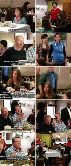 Funny pictures about Best Modern Family scene ever. Oh, and cool pics about Best Modern Family scene ever. Also, Best Modern Family scene ever. Modern Family Funny, Modern Family Quotes, Modern Family Lily, Best Tv Shows, Movies And Tv Shows, Favorite Tv Shows, Funny Scenes, Babe, Thing 1