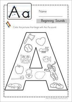 Bottle cap alphabet printable via www.preschoolspot.com #