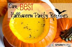 Our Best Halloween Party Recipes