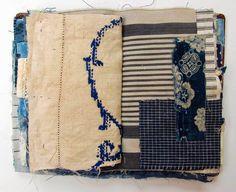Blue Book by Mandy Pattullo May 2014 http://threadandthrift.blogspot.ca/2014/05/blue-book.html