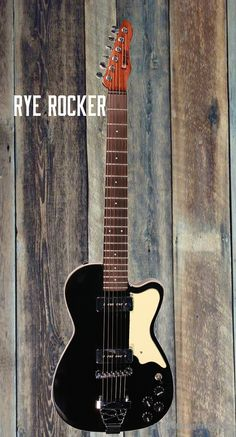 The reason we call it the Rye is because it emulates the brash flavor of the whiskey. It's sound is full, pure, and will leave you with a solid buzz after you hear it. This guitar is found in the mom