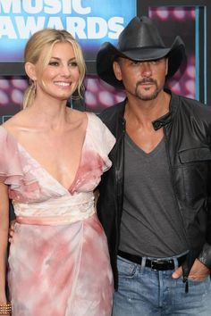 Faith Hill - CMT Music Awards At The Bridgestone Arena On June 9, 2010 In Nashville, Tennessee