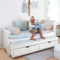 Quel endroit, plus qu'une chambre d'enfant, requiert autant d'astuce et d'imagination pour obtenir un aménagement à la fois fonctionnel, esthétique et personnalisé