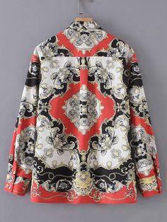 100 Ideas De Chain Print Cadenas Ropa Moda Camisas Versace