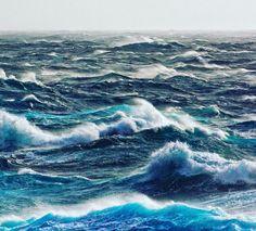 Inspo from our friends! Kurt Arrigo photography - Respecting Mother Nature #oceanpower #lifeatsea...
