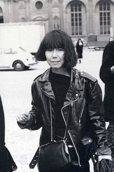 """My approach is simple. It is nothing other than what I am thinking at the time I make each piece of clothing, whether I think it is strong and beautiful. The result is something that other people decide."" Rei Kawakubo"