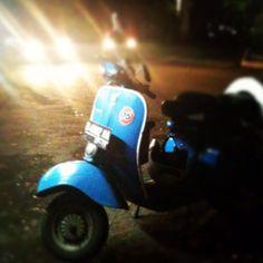 my ride..