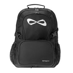 Nfinity backpack is the perfect sport bag - many compartments for all your needs.