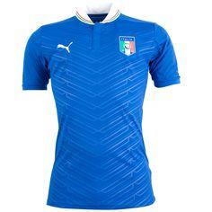 14f865724cc68 Puma - Italia Maglia Ufficiale Azzurra Top 2012+speciale scatola