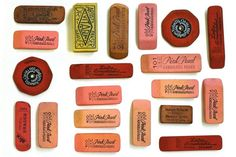 Big Pink Erasers (and the ones you put on the end of a pencil).  Nothing smelled as good when you first took it out of the package!