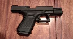 Glock 19: A Beginner's Guide | How It Works And It's Exterior Parts by Gun Carrier at http://guncarrier.com/glock-19-a-beginners-guide/