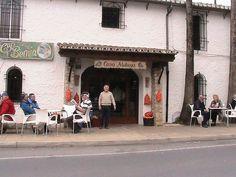 Casa Aleluya restaurant in the Jalon valley Spain
