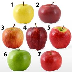 Apple Types - for those of us who like to cook with apples but really do not know the difference.
