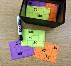 Guided Math- Number Sense to 1200 (and beyond) (Tunstall's Teaching Tidbits)