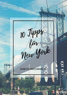 New York: 10 Dinge, die man erlebt haben sollte #top10 #newyork #usa #travel #reisen Us Travel, Places To Travel, Places To See, Amazing Destinations, Travel Destinations, Travel Guides, Travel Tips, Singles Holidays, World Traveler