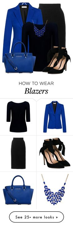 """""""Untitled #5921"""" by cassandra-cafone-wright on Polyvore featuring Oscar de la Renta, St.Emile, Theory, Michael Kors, Alexa Starr and Gianvito Rossi"""