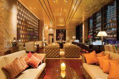 Fairmont Beijing - Lobby Lounge