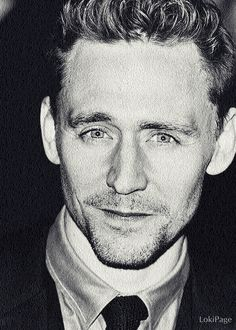 Tom Hiddleston, OMG stop being so attractive.... why maybe not
