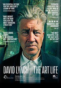 Cinelodeon.com: David Lynch. The art life. Rick Barnes, Jon Nguyen...
