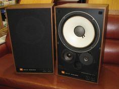 JBL 4311 Studio Monitors - the Holy Grail of speakers