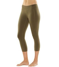 Lucy Hatha Capri Legging at RunOutlet.com - Free Shipping