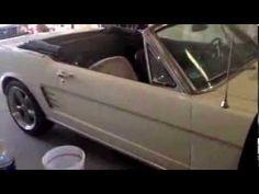 Manual Choke Brakes Working Bryan's 1966 Mustang Convertible - Day 54 - ...