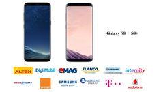 Inca de ieri, noile telefoane Samsung Galaxy S8 si S8 Plus erau anuntate ca disponibile in stocurile celor mai mari retaileri de profil din Romania: eMAG, Flanco, Vodafone, Orange...