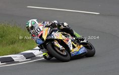Peter Hickman. Isle of Man TT 2014