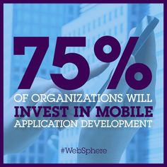 By the end of 2013, most businesses will have developed mobile apps. Can you keep up?  ibm.co/mobileplatform
