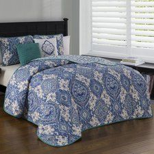 Abby 5 Piece Quilt Set