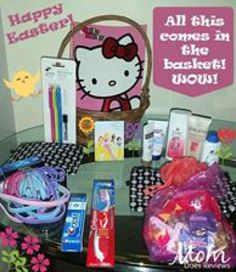 HURRY, ENDS TODAY 3/7 hello kitty easter