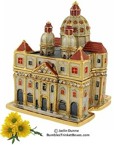Trinket Box: Vatican Church